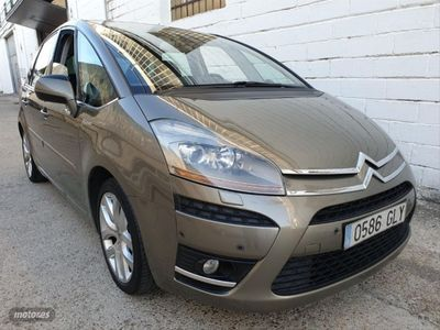 usado Citroën C4 Picasso 1.6 THP Exclusive