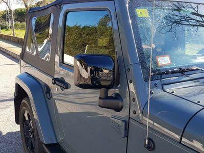 gebraucht Jeep Wrangler 2.8CRD Sahara Aut.