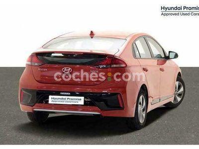 usado Hyundai Ioniq Hev 1.6 Gdi Klass Nav 141 cv en Zaragoza