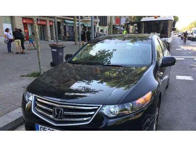 brugt Honda Accord 2.2i-DTEC Luxury Aut.