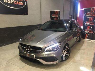 usado Mercedes 200 CLA Shooting Brake 7G-DCT