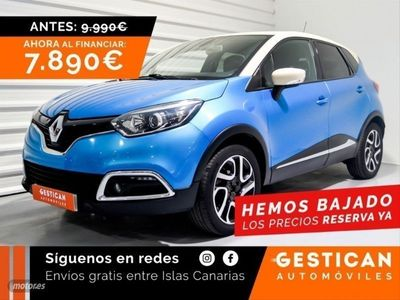 usado Renault Captur Life Energy TCe 66kW 90CV eco2