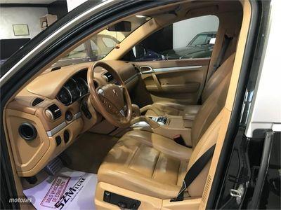 usado Porsche Cayenne S V8 4.5 340 CV NACIONAL /LIBRO /EXCELENTE