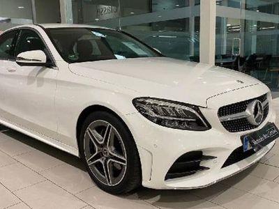 usado Mercedes 220 C-CLASS 2.0D AUTO 194 5P