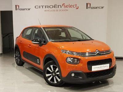 usado Citroën C3 1.6 BLUEHDI FEEL 100 5P GPS LL16