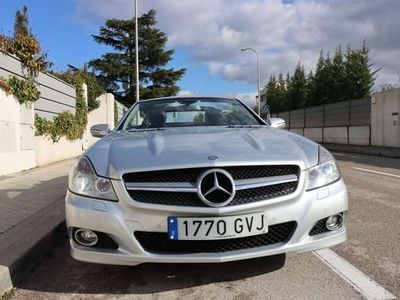usado Mercedes SL350 7G-TRONIC AIRSCARFT NAVI H&K XENON PDC