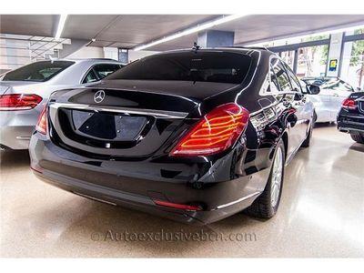usado Mercedes S350 d Largo 9G*Piel Marrón*Nightvisión*Full Equip*533€