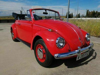 usado VW Beetle 1200 Karmann Cabriolet 1963