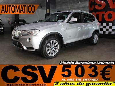 brugt BMW X3 xDrive30d 190 kW (258 CV)
