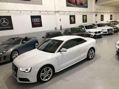 usado Audi A5 Coupe 2.0 TDI clean 190CV multitr S line