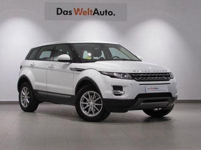 usado Land Rover Range Rover evoque 2.2L eD4 Pure 4x2