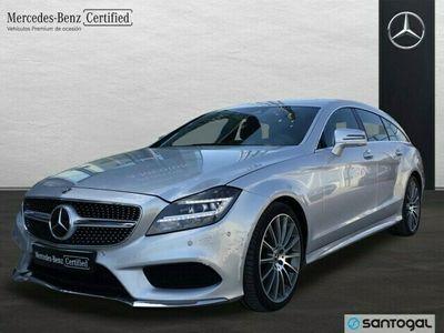 usado Mercedes CLS350 Shooting Brake BlueTEC d