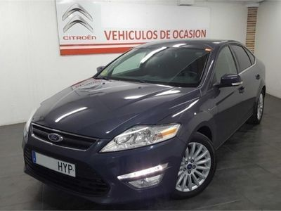 gebraucht Ford Mondeo 2.0TDCi Limited Edition 140