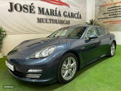usado Porsche Panamera 4.8 4S