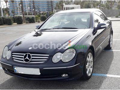 usado Mercedes CLK500