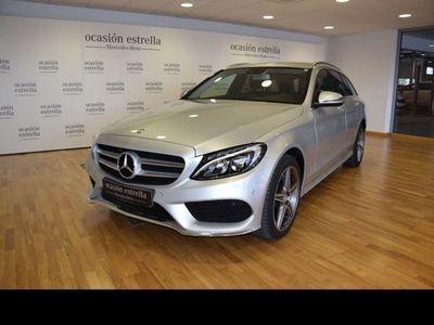 usado Mercedes 220 Clase C CLASED AVANTGARDE ESTATE