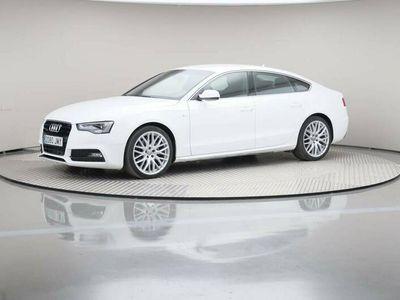 usado Audi A5 Sportback 3.0TDI CD S line ed. Q. S-T 218