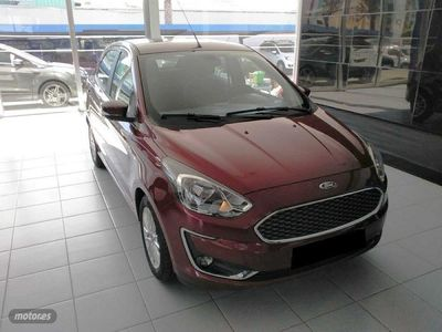 usado Ford Ka Ka1.19 Ti-VCT Ultimate