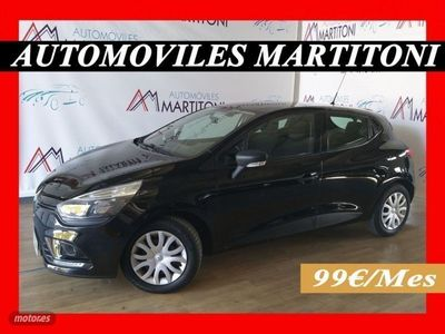 usado Renault Clio Authentique 1.2 16v 75 Euro 6
