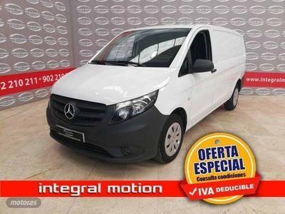 gebraucht Mercedes Vito Furgón 111CDI Larga