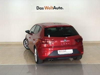 usado Seat Leon ST 1.5 TGI GNC S&S FR Fa Edition 96 kW (130 CV)