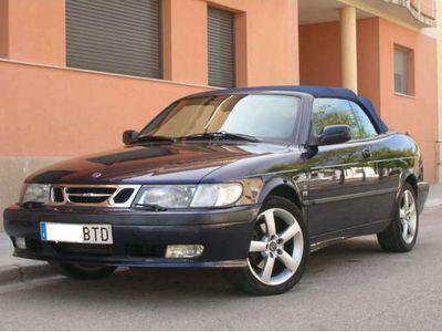 usado Saab 9-3 Cabriolet 2.0i Turbo SE. Etiqueta Eco.