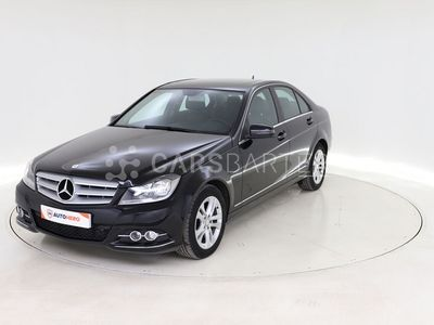usado Mercedes C220 C 220CDI Blue Efficiency Avantgarde