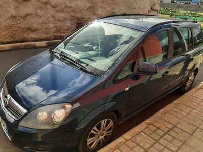 usado Opel Zafira 1.7CDTi
