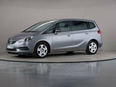 usado Opel Zafira 1.6CDTI S/S Expression 120cv