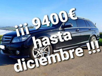 usado Mercedes C320 Estate CDI Avantgarde AMG 7G(14.75)