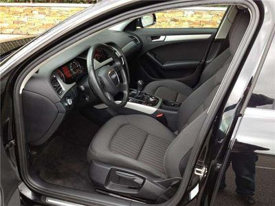 gebraucht Audi A4 Avant 2.0TDI DPF 170