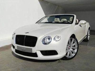 usado Bentley Continental GTC 4.0 V8 4WD AUTO 507 2P