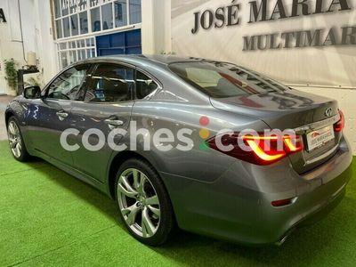 usado Infiniti Q70 2.2d Gt Sport Aut. 170 cv en Sevilla