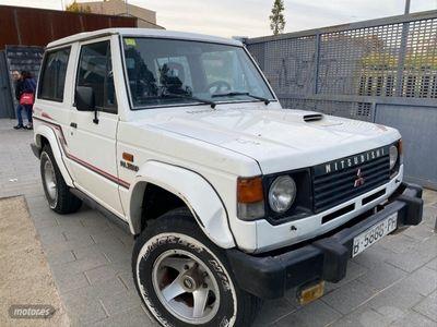 usado Mitsubishi Montero 2.5TDI GLX