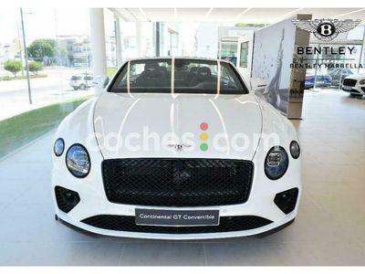usado Bentley Continental GT Convertible V8 S 528 cv en Malaga