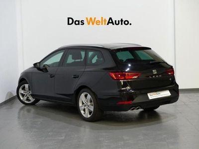 usado Seat Leon ST 1.5 EcoTSI S&S FR DSG 110 kW (150 CV)