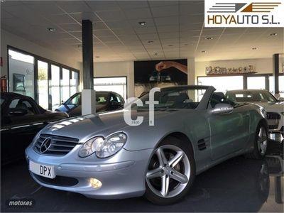 usado Mercedes SL500 Clase Sl2p. -02