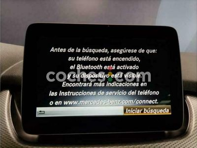 usado Mercedes B200 Clase B7g-dct 136 cv en Pontevedra