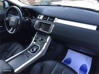 usado Land Rover Range Rover evoque 2.2L TD4 150CV 4x4 Pure Tech Auto.