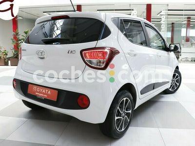 usado Hyundai i10 I101.0 Mpi Go 66 cv en Madrid