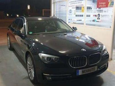 usado BMW 730L dA