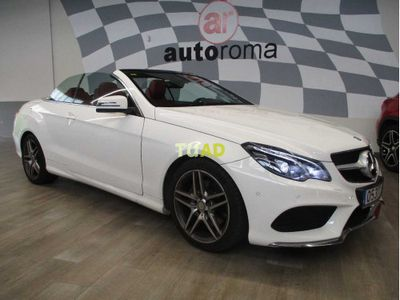 usado Mercedes 250 Clase E CabrioAMG Line