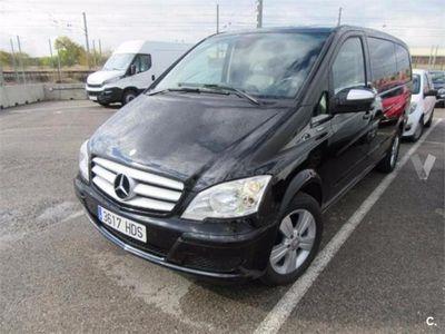 usado Mercedes Viano 2.2 Cdi Trend Larga 4p. -12