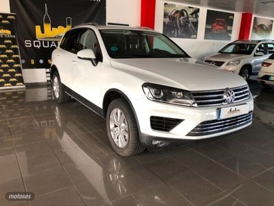 usado VW Touareg Pure 3.0 TDI 204CV Tiptronic BMT