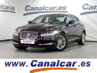 usado Jaguar XF XF2.2 Diesel Luxury Aut.