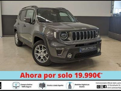 usado Jeep Renegade 1.0 Limited 4x2