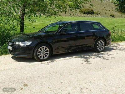 usado Audi A6 Avant 3.0 TDI 204cv