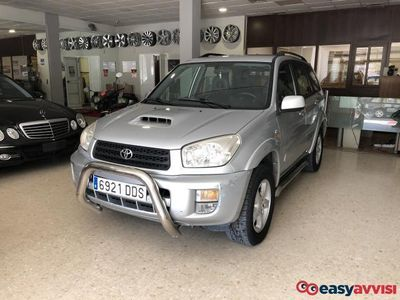 brugt Toyota RAV4 2.0 Tdi D-4D 5 porte