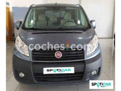 usado Fiat Scudo Panorama 10 Executive C 2.0mjt 130 E5 130 cv en Toledo