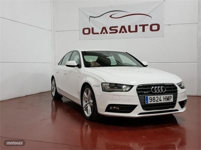 brugt Audi A4 3.0 TDI 245cv quattro S tronic DPF